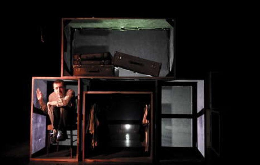 Quatre joves dramaturgs s'estrenen a la Beckett