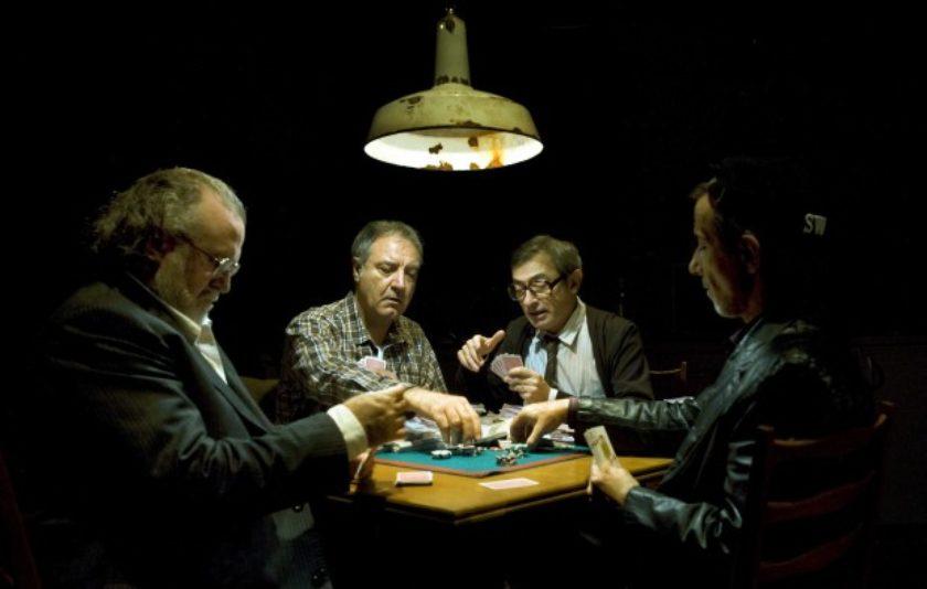 Segona partida: pòquer d'asos al Lliure de Gràcia