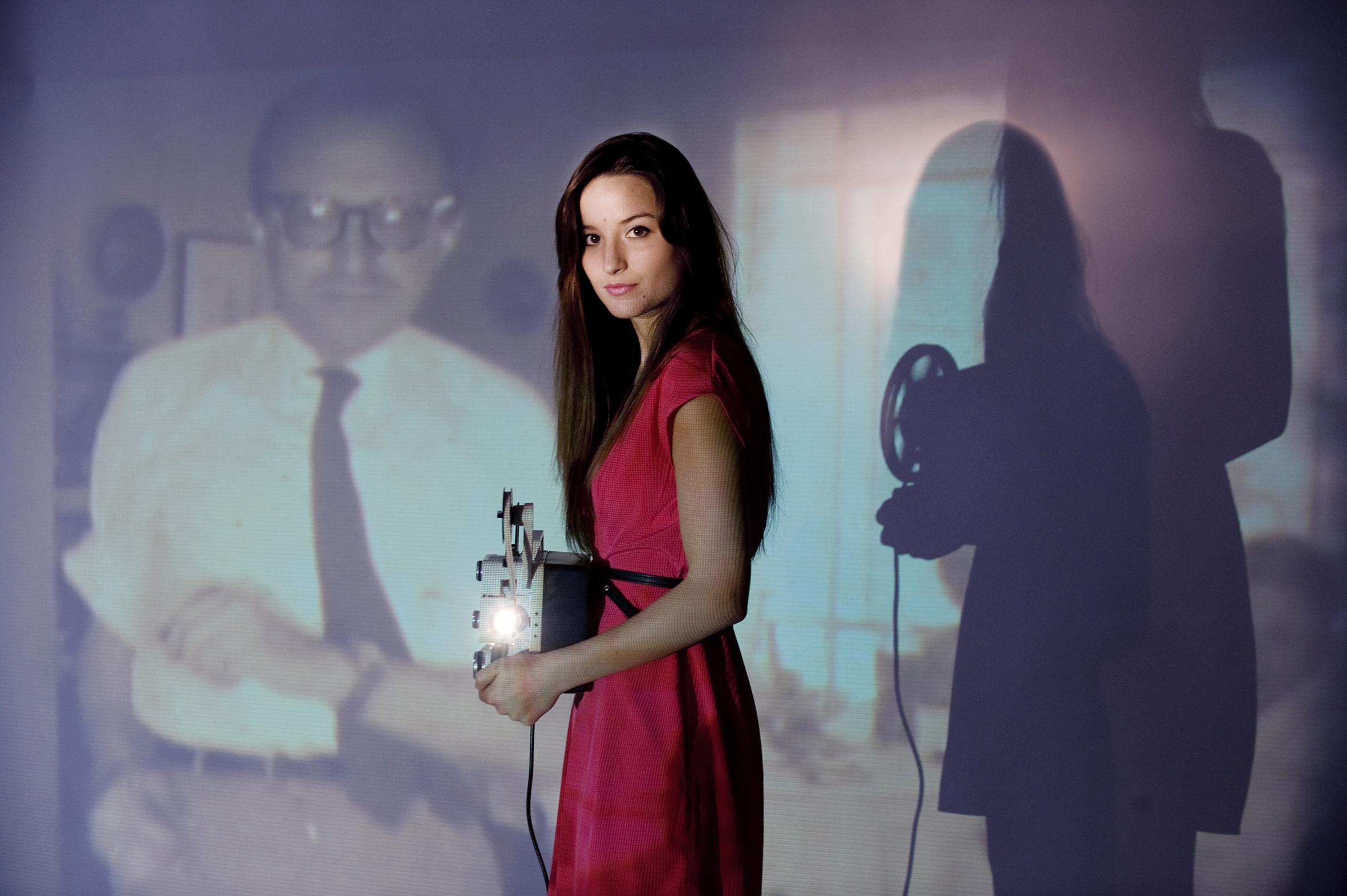 Judit Neddermann canta a Pere Calders