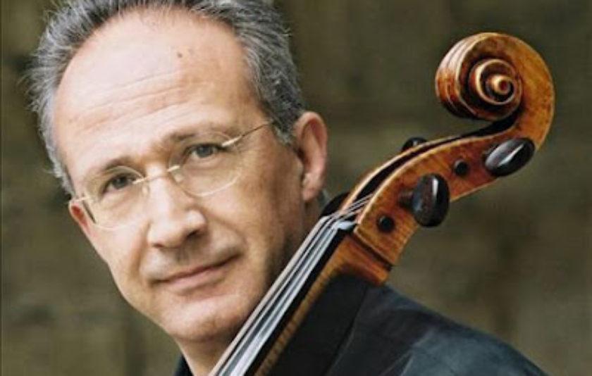 """Lluís Claret: """"La música pot apaivagar la desesperança del món"""""""