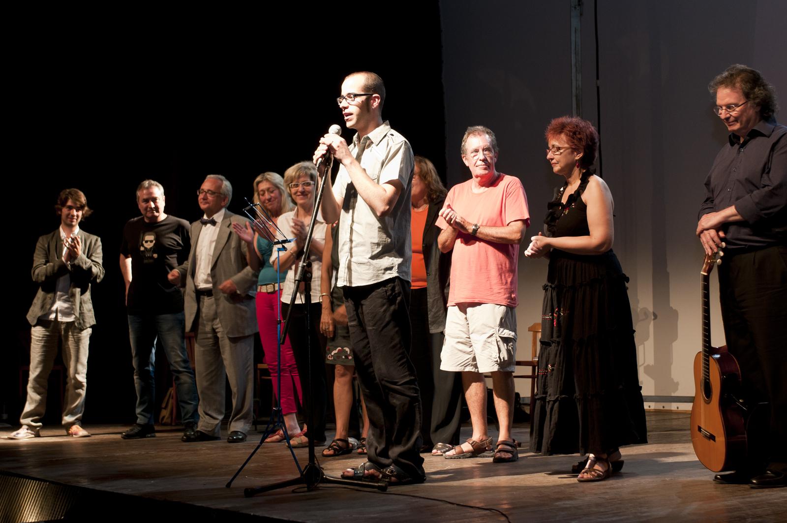 Festa de la Poesia a Sitges_