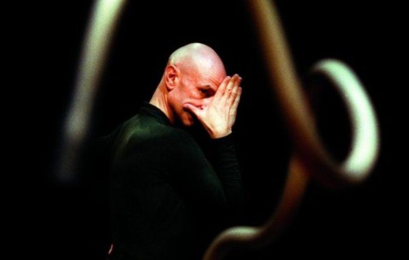 Cesc Gelabert, premi Butaca 2012 de dansa
