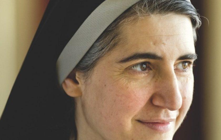 Teresa Forcades: 'Hi ha una gentada amb el potencial de fer un canvi social'