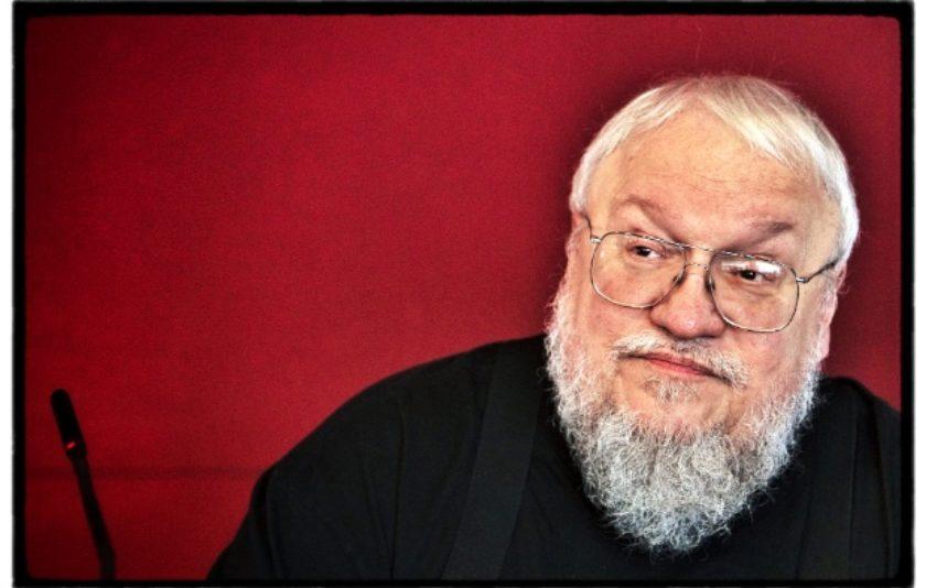 George R.R. Martin, autor de 'Joc de trons', arriba a Barcelona