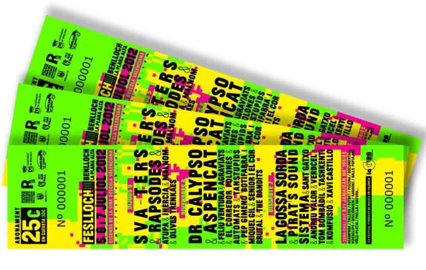 Feslloch: 30 concerts en 3 dies