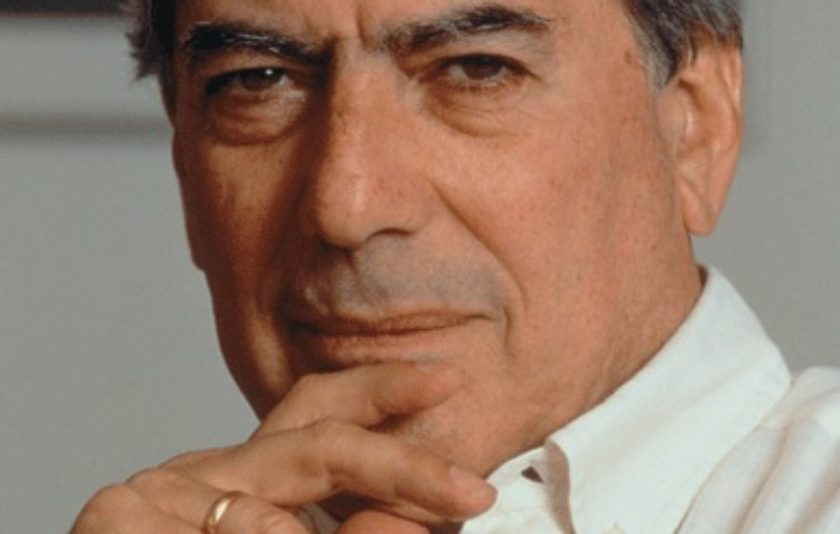 Mario Vargas Llosa: l'espectacle c'est moi
