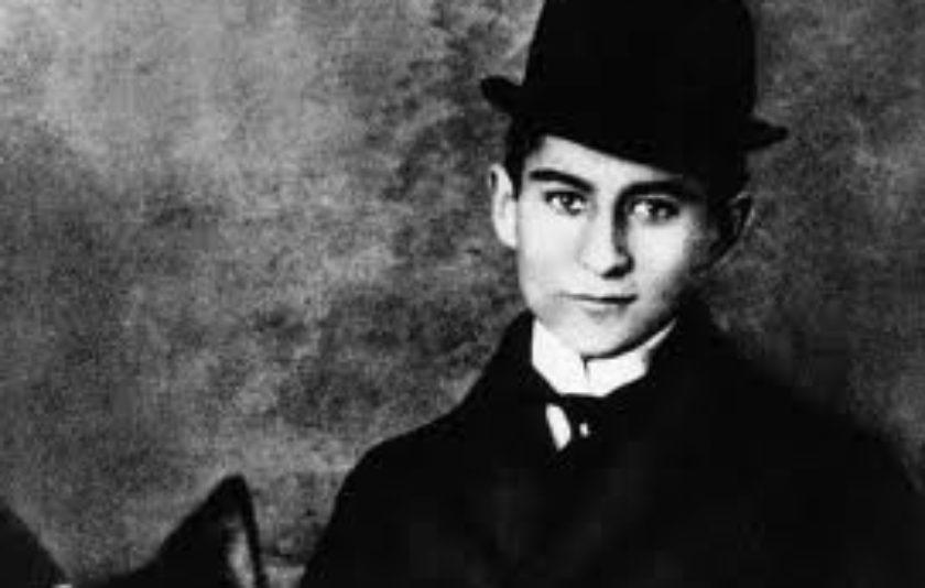 Franz Kafka, entre l'humor i el sexe