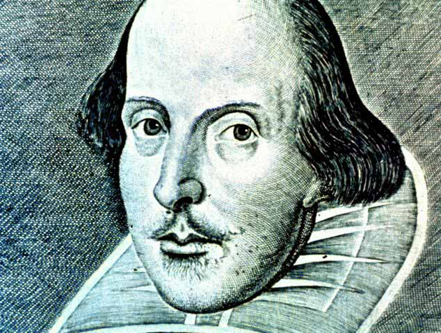 El dramaturg anglès William Shakespeare.
