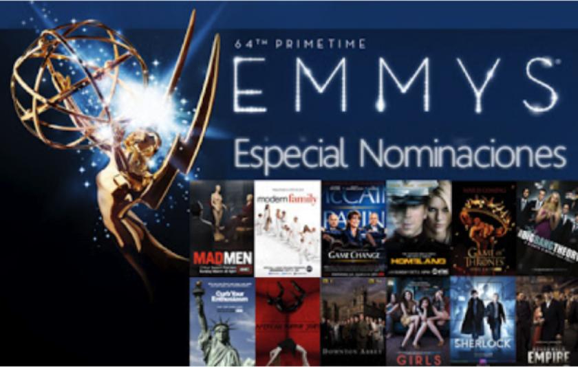 Prediccions dels Emmys 2012