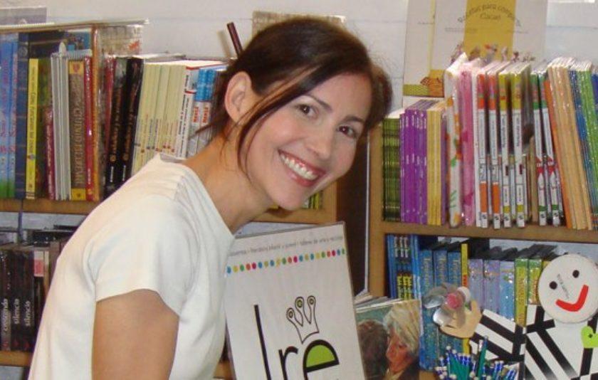 """Linsabel Noguera: """"Hi ha contes que et demanen que els expliquis"""""""