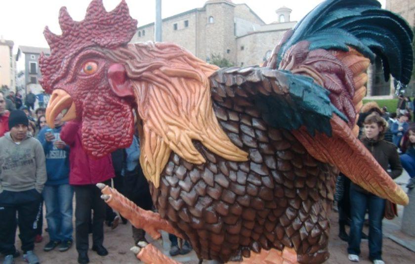 El gall de Ripoll