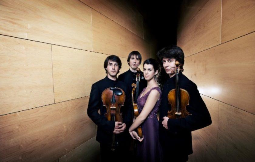 El Quartet Gerhard, nova formació cambrística de referència