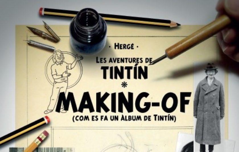 L'univers de Tintín, a l'Octubre CCC de València
