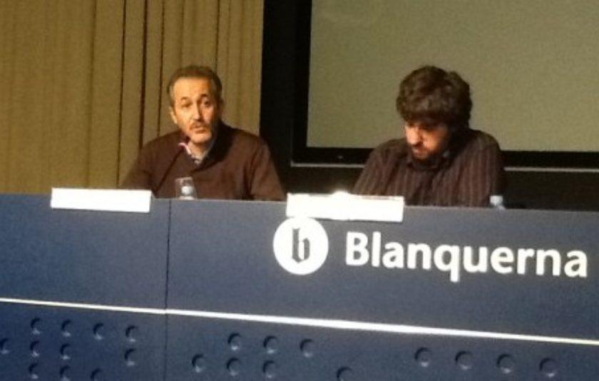 Guimersindo Lafuente i el futur del periodisme