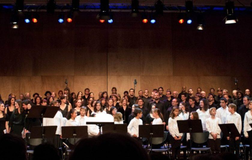 Cor de cors. L'Agrupació Cor Madrigal celebra 25 anys a L'Auditori