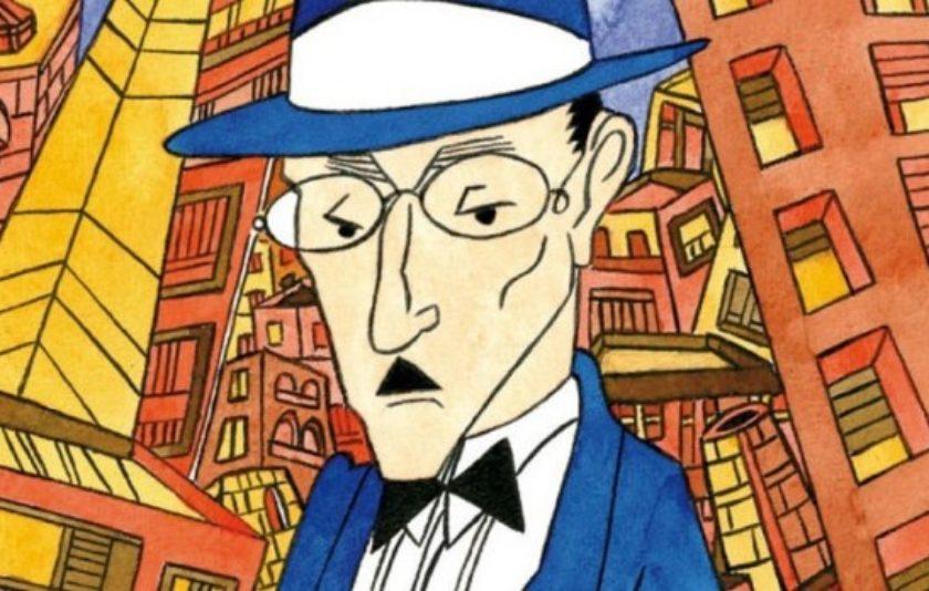 El còmic de Fernando Pessoa