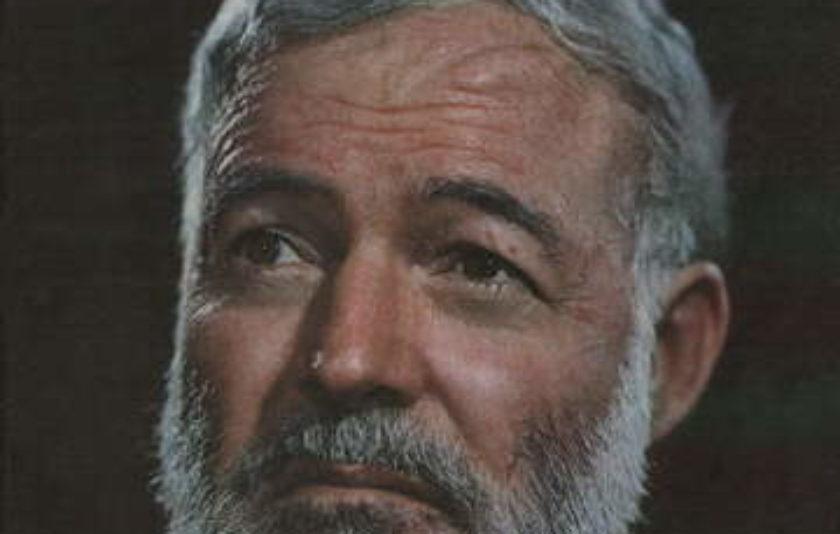 Hemingway i la punteta de l'iceberg