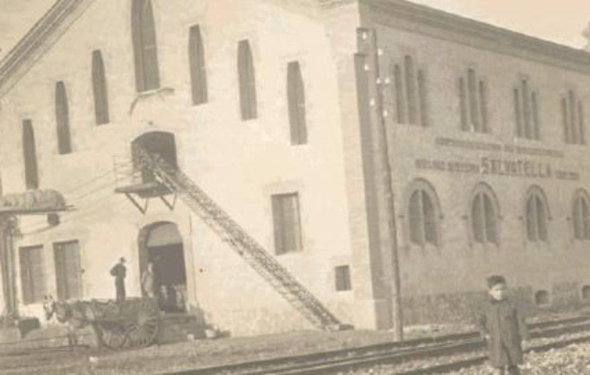 L'antic molí d'Ulldecona