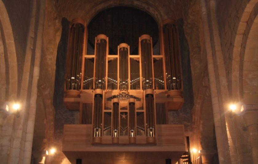 Un nou orgue per a Poblet