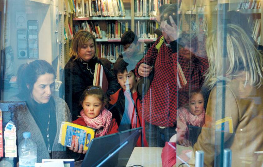 El bibliobús Pere Quart, trenta anys vertebrant el país
