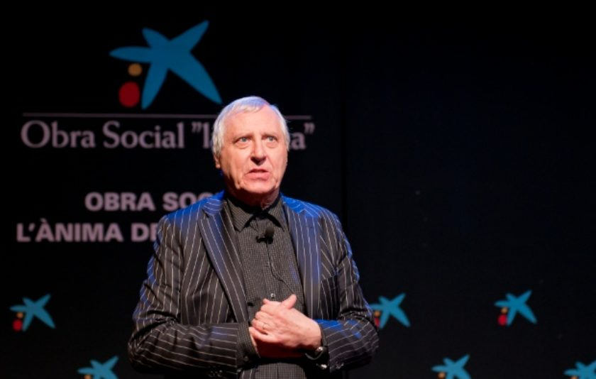 "Peter Greenaway: ""El cinema ha mort"""