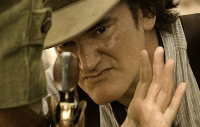 Django desencadenado: Tarantino dinamita el Western