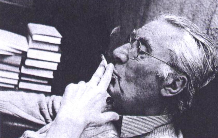 Joan Ferraté, home essencial