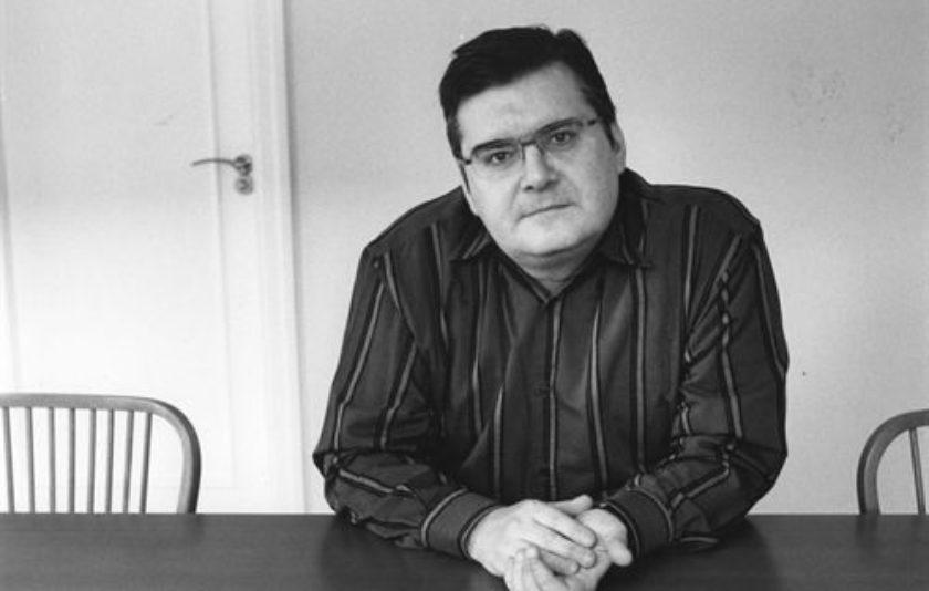 """Sergi Pàmies: """"O et cases amb la novel·la o et cases amb la dona"""""""
