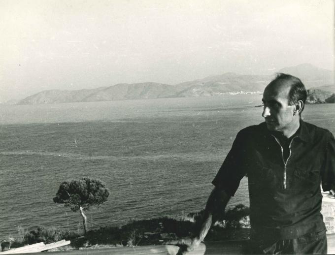 Josep Palau i Fabre, 1962 | Foto A. Altés