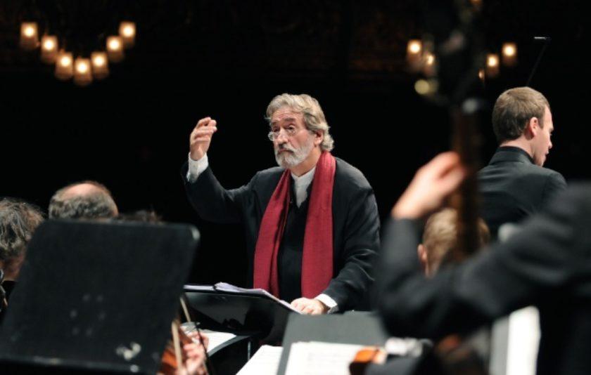 Un Purcell fastuós dirigit per Jordi Savall omple l'Auditori