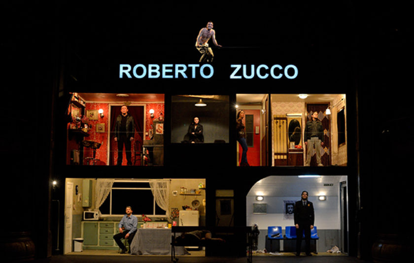 El retorn de Roberto Zucco