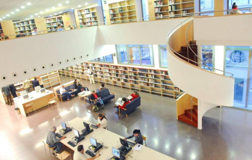 Biblioteques Públiques més fortes