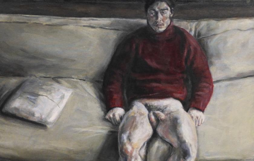 La pintura d'Estela Ortiz, una bona revelació