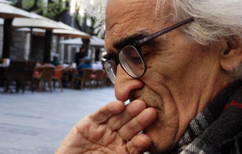Lluís Solà. El pensament i l'espera treballada