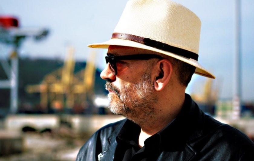 Marcos Ordóñez, l'actor sense màscara