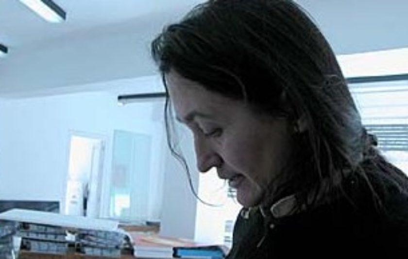 Margarita Andreu (1953-2013), a través de la finestra