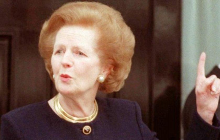 Julian Barnes diu adéu a Margaret Thatcher, la filla de papà