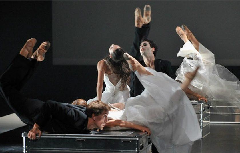 Romeu i Julieta, en la versió del Ballet de Biarritz