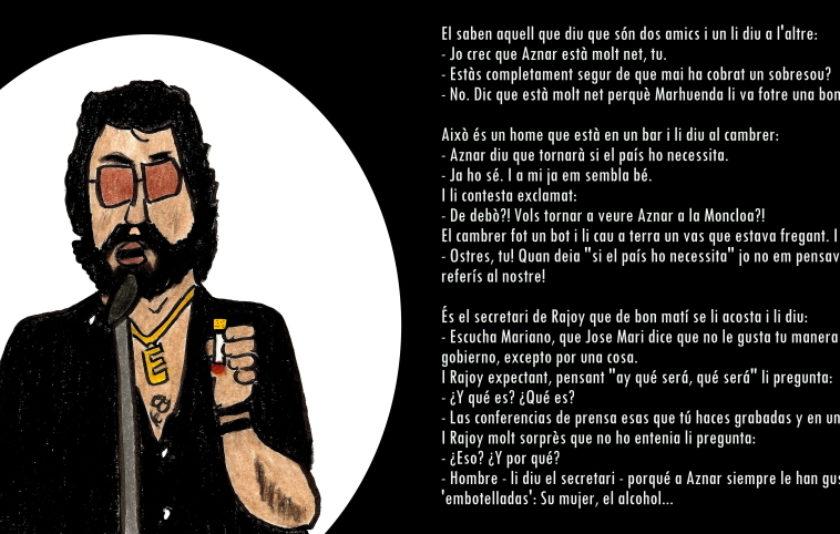 3 hit combo – Aznar K.O.