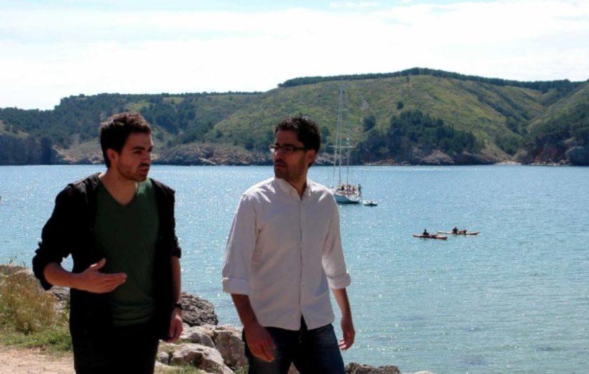 Damià Bardera i Eudald Espluga, mediterròniament