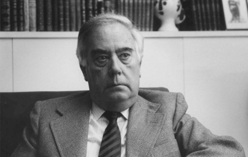 Joan Perucho, el mèdium