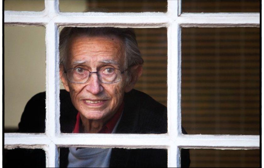 """Xavier Rubert de Ventós: """"Filosofar ha estat el millor remei contra l'angoixa"""""""