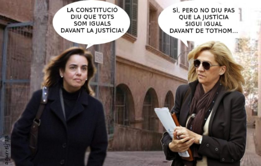 Som iguals davant la justícia?