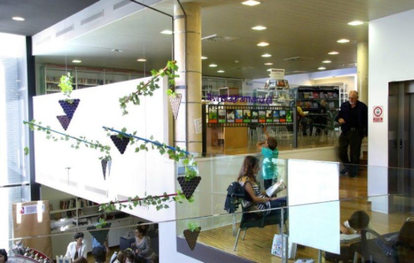 El Penedès, escenari del cicle Biblioteques amb DO del mes de juny