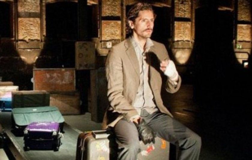 Juan Diego Botto porta 'Un trozo invisible de este mundo' al Festival Ítaca