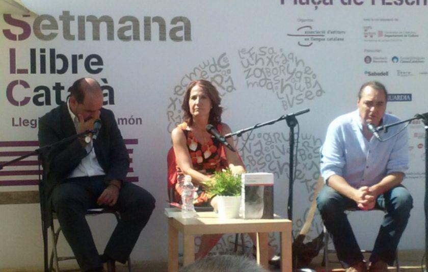 El vertigen de Núria Perpinyà: l'escriptura com a suïcidi social