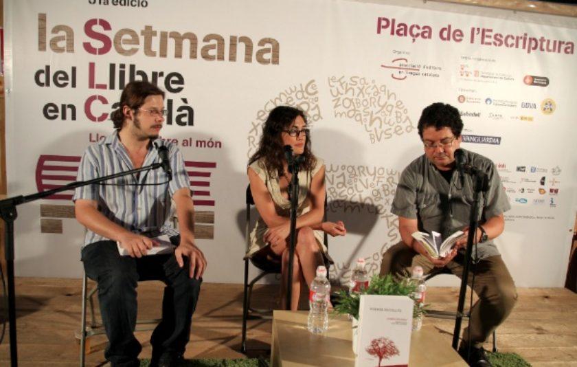 Josep Pedrals recita Joseph Brodsky a La Setmana