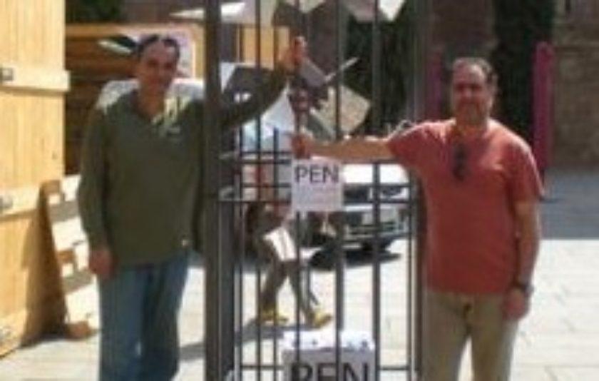 El PEN, amb els escriptors empresonats i perseguits