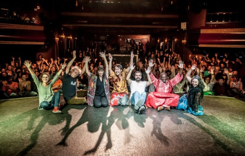 Munt de mots, un festival que posa arrels a la narració oral