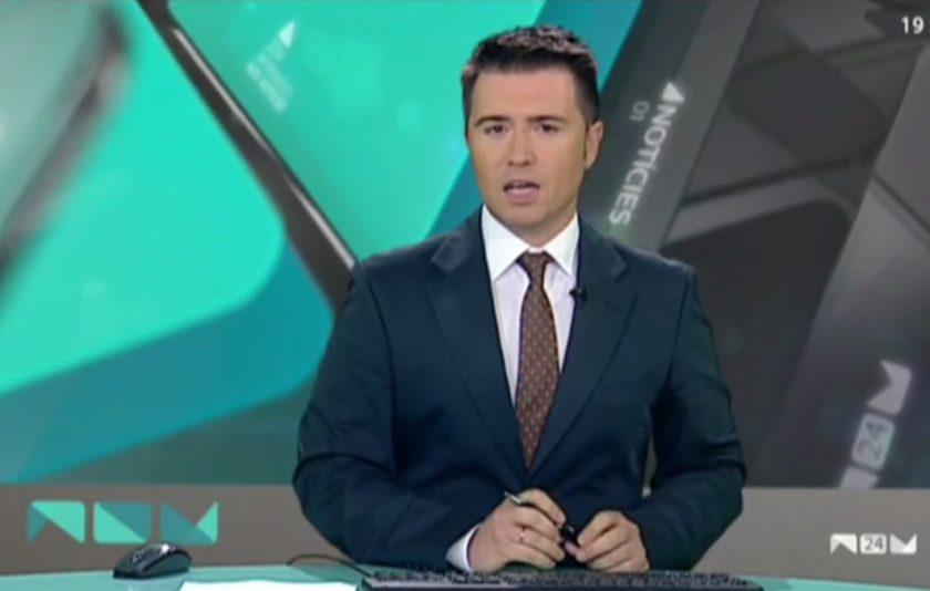 """Frederic Ferri: """"Estem defensant la televisió dels valencians"""""""